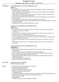 Sample Resume For Inbound Customer Service Representative Incredible Customer Service Representative Resume Sample Medical 51