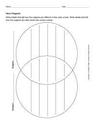 Compare And Contrast Venn Diagram 3 Circles Printable Diagram Template Blank Venn 3 Circles Meetwithlisa Info