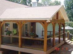 Best 25+ Covered back porches ideas on Pinterest   Back patio kitchen  ideas, Covered patio kitchen ideas and Backyard covered patios