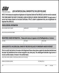 Dmv Application Form New Dl 44 Application Form Sample Dmv Lien Release Capable Likewise Ca