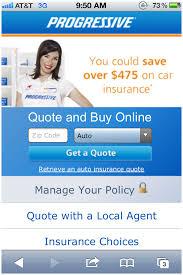 Progressive Insurance Quote Adorable Abc Insurance Quote Progressive Home Insurance With Best Picture