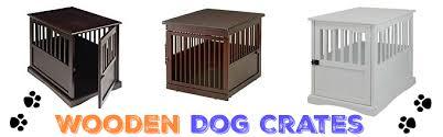 furniture denhaus wood dog crates. woodenfurniturecrate furniture denhaus wood dog crates