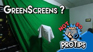 less than a 100 green screen setup for your live streams reupload w fixed audio you