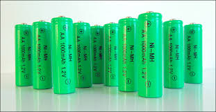 Replacing NiCd Rechargeables With NiMH Rechargeable Batteries In Solar Garden Lights Batteries Rechargeable
