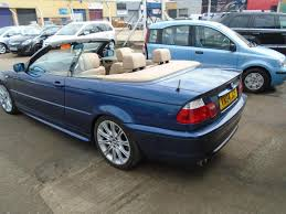 Used 2004 BMW 3 Series 320i convertible 2 door for sale in ...
