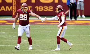 Matt Ioannidis removed from COVID list; remains on IR with torn bicep