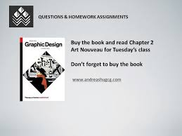 gdt history of graphic design the french art poster ppt 26 26 cabaret moulin rouge questions homework assignments buy the book and chapter 2 art nouveau for tuesday s class don t forget to buy the book