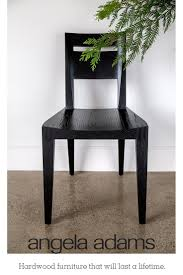 Image Dining Chair Touch Of Modern All Angela Adams Furniture Is Sustainably Sourced And