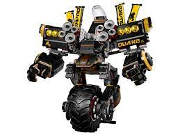 LEGO® The LEGO Ninjago Movie Quake Mech 70632