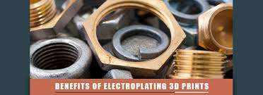 <b>Electroplating</b> 3D Prints | Sharretts Plating Company