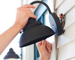 install exterior lights. installing outside light fixture fixtures install exterior lights