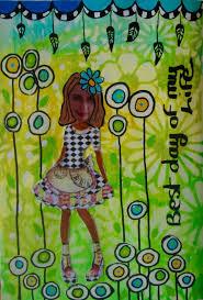 Pin by Amie Whitson on Mixed media Art Journal | Mixed media art ...