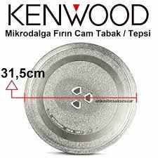 Kenwood Mikrodalga Fırın Cam Tabak / Cam Tepsi 31,5cm Fiyatları ve  Özellikleri