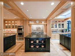 Colonial Gold Granite Kitchen 27 Luxury Kitchens Costing More Than 100k Remodeling Expense