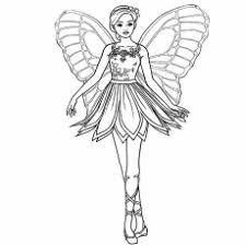 Barbie Coloring Pages Printable Free Inviting Top 50 Online In