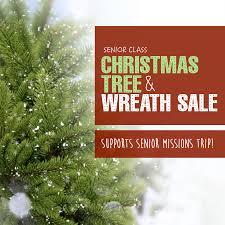 Missions Trip Fundraiser: Christmas Tree \u0026 Wreath Sale - Harrisburg