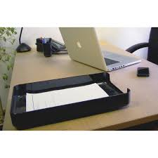 clear desk protector