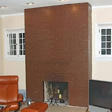 fire resistant paint for fireplaces old previously painted brick fireplace fire resistant paint for inside fireplace