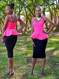 black goes well with every color and with hot pink totally a killer to  finish the