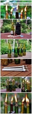 Wine Bottle Lamp Diy Best 25 Lighted Wine Bottles Ideas On Pinterest Wine Bottle