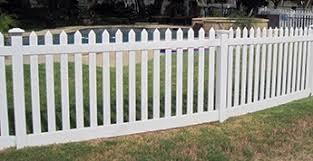 Vinyl picket fence Privacy Picket Fencing Weatherables Vinyl Picket Fencing Vinyl Fencing Weatherables