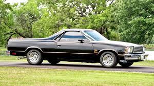 Chevrolet El Camino Black Knight '1978 - YouTube