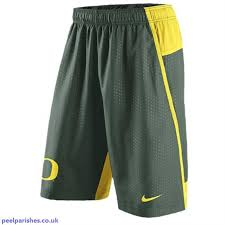 men s nike green basketball shorts oregon ducks college fly xl clothing