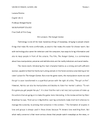 critical film analysis essay critical analysis template