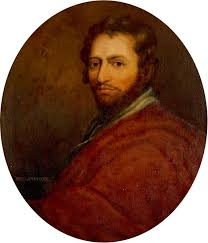 meet the contemporaries royal shakespeare company portrait of ben jonson by english school c 1750 oil on canvas digitised by public