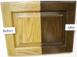 Paint Oak Kitchen Cabinets Refinish Kitchen Cabinets Before And After 10 Diy Kitchen Cabinet
