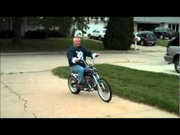 bikeberry schwinn occ chopper motor bike youtube