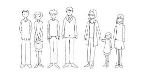 アクトスリーホームページ用イラスト イラスト制作パース画