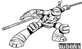 Small Picture Ninja Turtle Leonardo Coloring Pages Coloring Coloring Pages