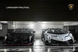 2018 lamborghini veneno roadster. beautiful lamborghini lamborghini veneno roadsters delivered in hong kong car with 2018 lamborghini veneno roadster