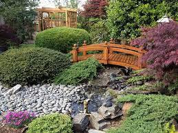 japanese garden bridge japanese