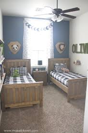 decorate boys bedroom. Ideas For A Shared BOYS Bedroom (\u2026yay, All Done!!) (Make It And Love It) Decorate Boys R