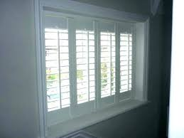 medium size of interior blinds for sliding glass doors plantation shutters french pictures wooden window wood