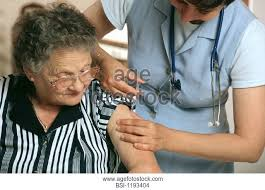 Homecare Nurse Stock Photos And Images Age Fotostock