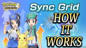 Sync Grid Explanation! - Pokémon Masters - YouTube