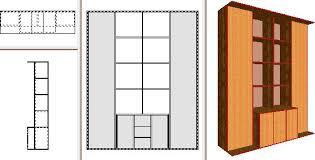 Furniture design software CAD for concrete structures