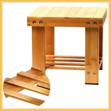 small stool for bathroom bamboo shower small seat bench bathroom spa bath organizer stool storage shelf small stool for bathroom