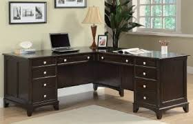 l shaped desk garson collection by coaster furniture amazoncom coaster shape home office computer