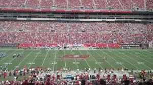 Buccaneers South Florida Raymond James Stadium Seating