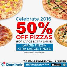 50 off pizza promo code large tin23a xtra large tin23b