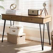rustic desk home office. Toma Brown Desk Rustic Desk Home Office