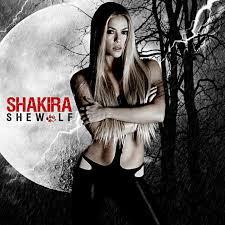 Risultati immagini per she wolf shakira