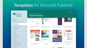 Microsoft Templates For Publisher Buy Templates For Microsoft Publisher Microsoft Store En Aw