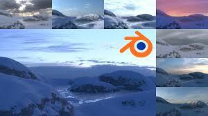 Pro Lighting Skies Addon Glacier Lighting Test Feat Pro Lighting Skies