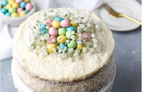 Our Favorite Coconut Cakes For Easter Cottage Style Decorating