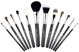 sigma beauty essential kit by sigma beauty 12 makeup brushes